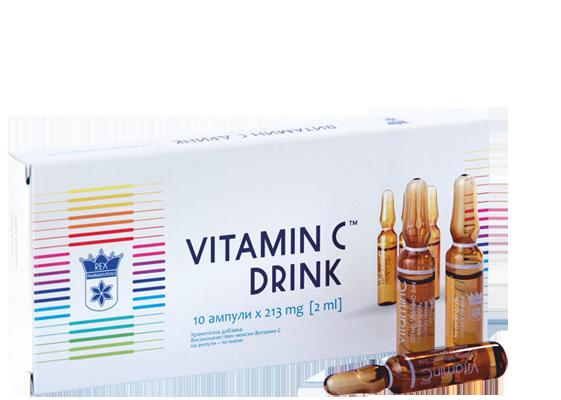 Немско Витамин С за пиене 213mg [2ml]